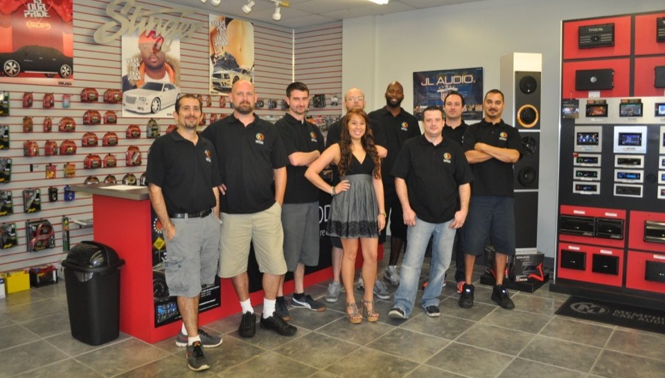 The Team at Sound Depot & Performance