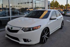 Acura Wheel Update