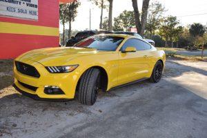 SDP 2015 Mustang