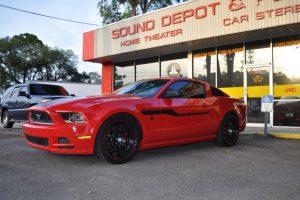 SDP 2013 Mustang