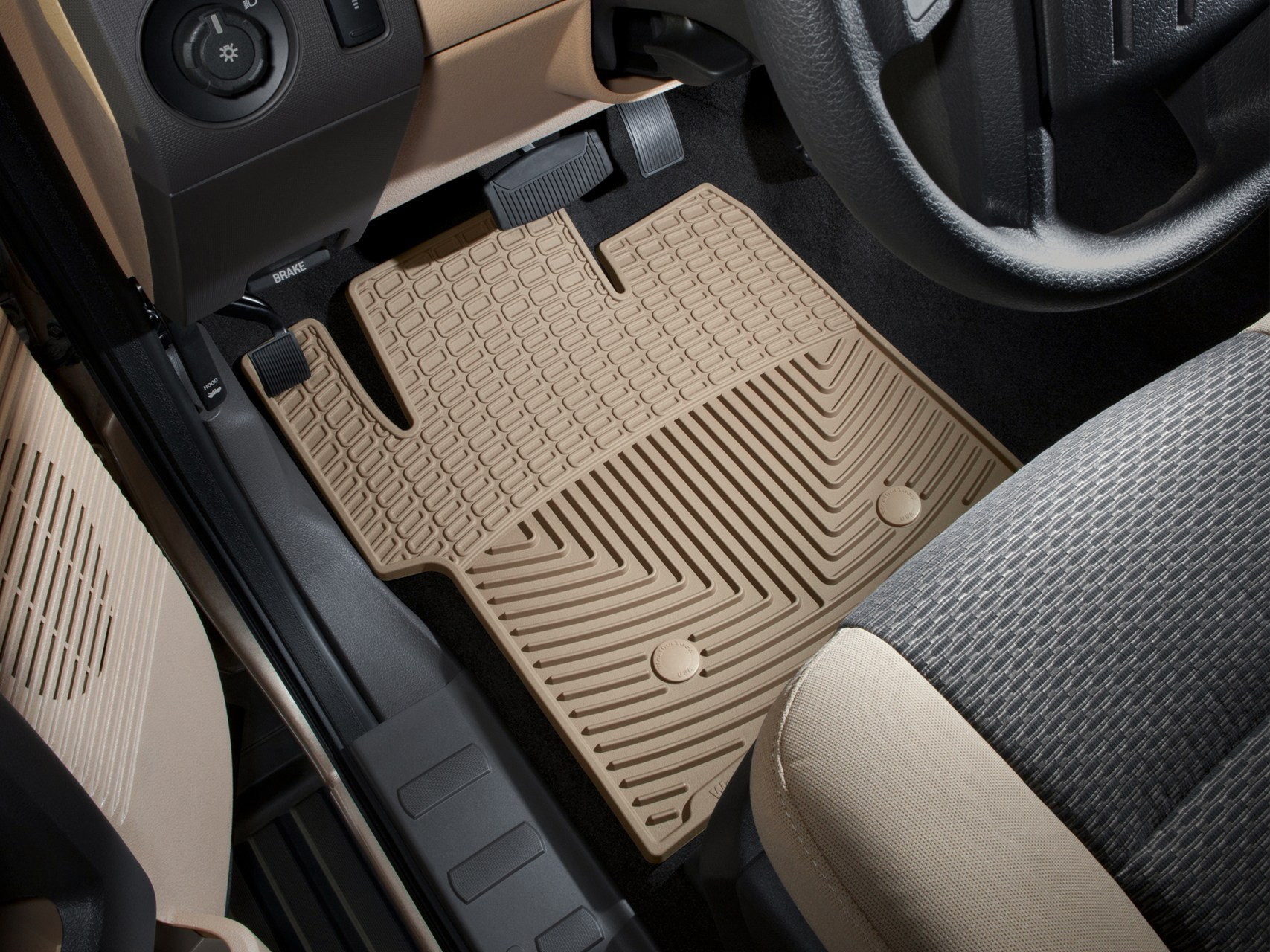mats ford explorer all laser weathertech rep weather for floor measured