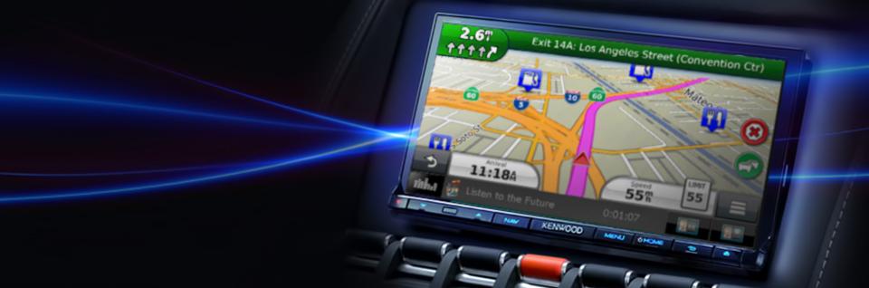 Kenwood Navigation