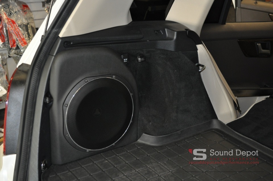 Adding A Subwoofer To Your Stock Stereo System