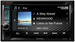 Kenwood eXcelon DDX393