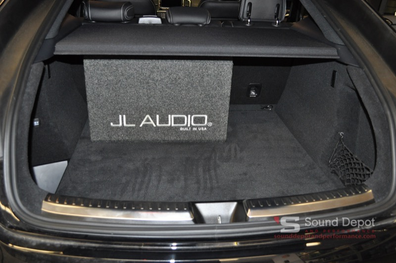 Local Client Gets Powerful Audio Upgrades For Mercedes GLE