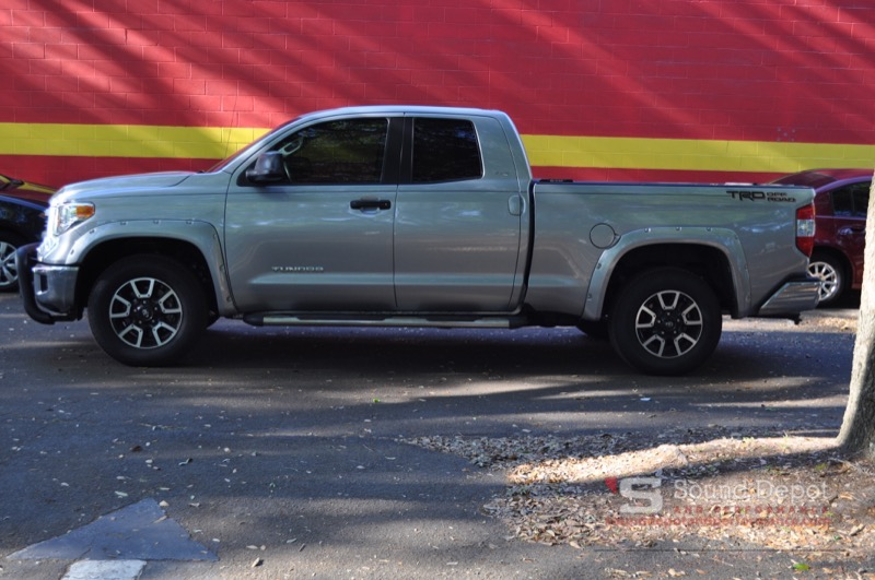 Truck accessories and subwoofer additions to 2016 toyota tundra publicscrutiny Image collections
