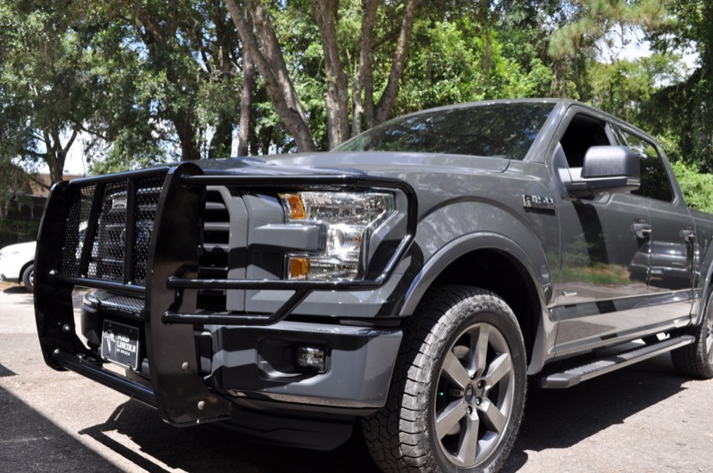 High Springs 2016 F150 Adds Premium Truck Accessories And Style
