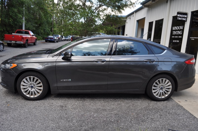 Gainesville Client Chooses 3m Crystalline Tint For His