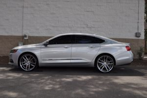 Chevy Impala Wheels