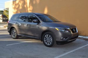Nissan Pathfinder Technology