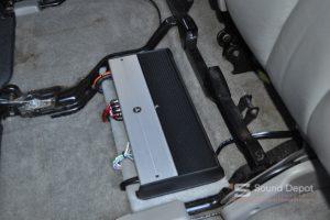 GMC Sierra Audio System