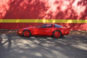 Corvette Radio