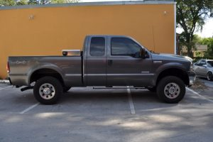Ford F-250 Upgrades