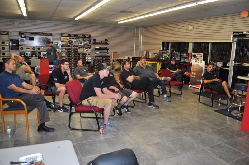 Sound Depot And Performance Hosts JL Audio Training