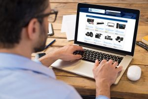Buying Electronics Online