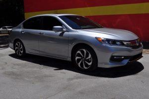 Honda Accord Audio