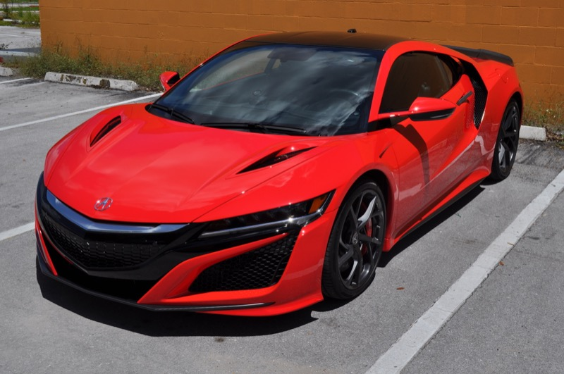 Honda Of Gainesville >> Gainesville Client Gets 2018 Acura NSX Paint Protection