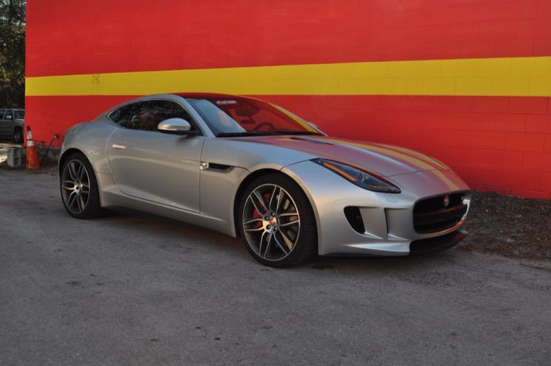 Car Paint Detector >> Jaguar F-Type Radar Detector for Gainesville Client