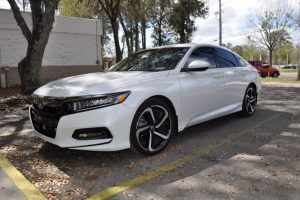 Honda Accord Window Tint
