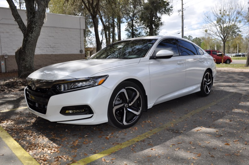 gainesville client comes to sdp for honda accord window tint