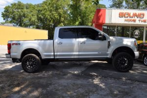 Ford F250 Audio