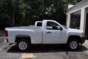 Gainesville Client Chooses Speaker Upgrade for Better Sound in Chevrolet 1500