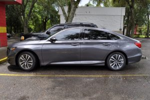 Accord Window Tint