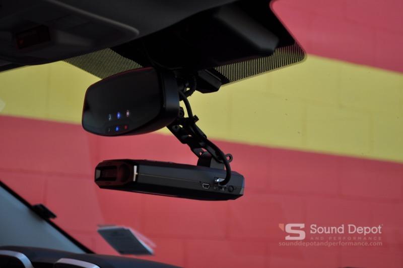 Chevy Camaro Radar