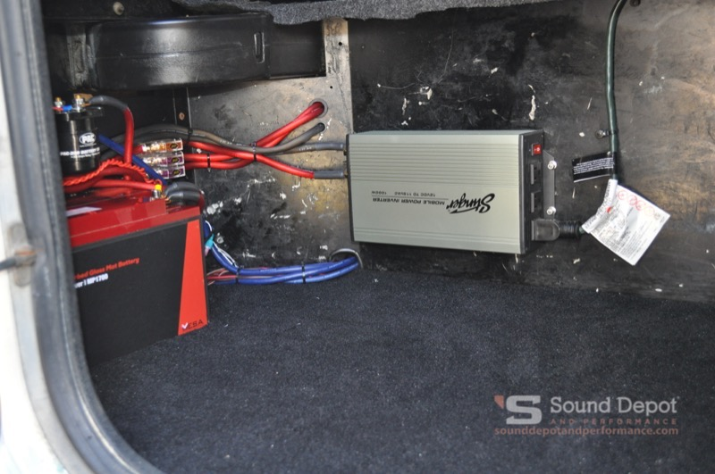 Peterbilt Semi Truck Gets Custom Audio System