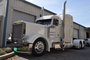 Peterbilt Audio