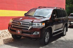 Land Cruiser Radar