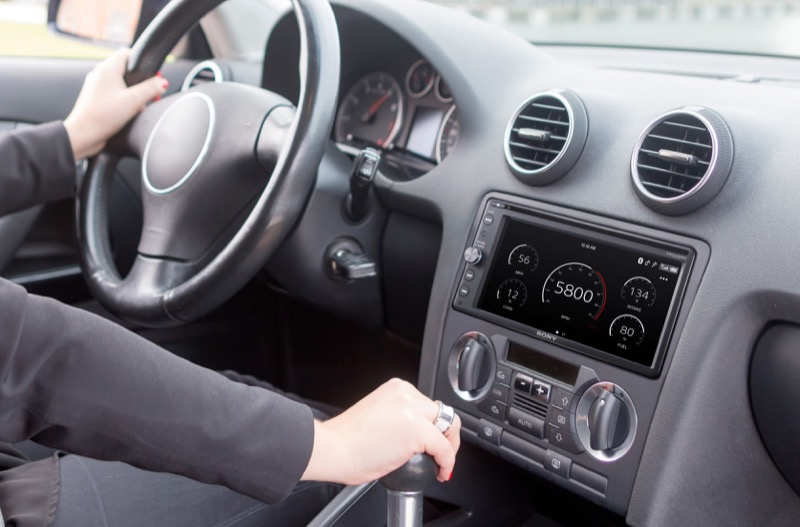 Sony Car Audio